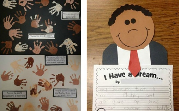 10 Martin Luther King Day Crafts
