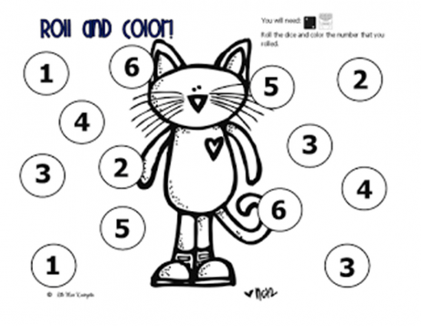 73 Cool Pete The Cat Freebies And Teaching Resources
