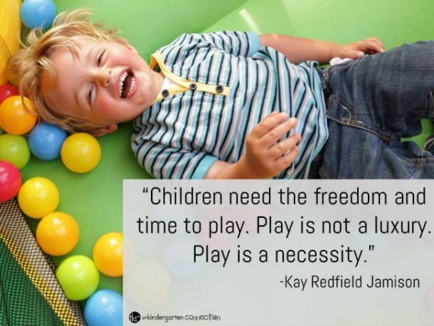 Inspiring Quotes About Play