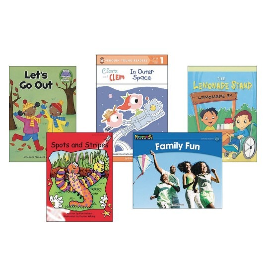 Buy Kindergarten Essential Classroom Library Level C Books At S&s