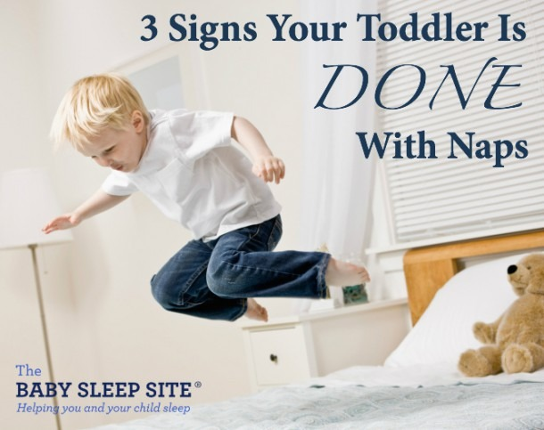 3 Signs Your Toddler Is Ready To Stop Napping