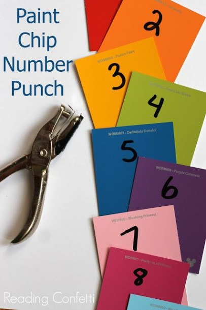 Work On Number Recognition, Counting, And Hand Strength With This