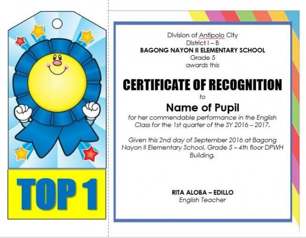 Pin By Marz On Certificate
