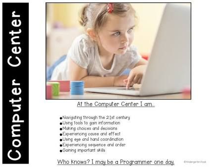 Image Result For Learning Center Signs With Objectives