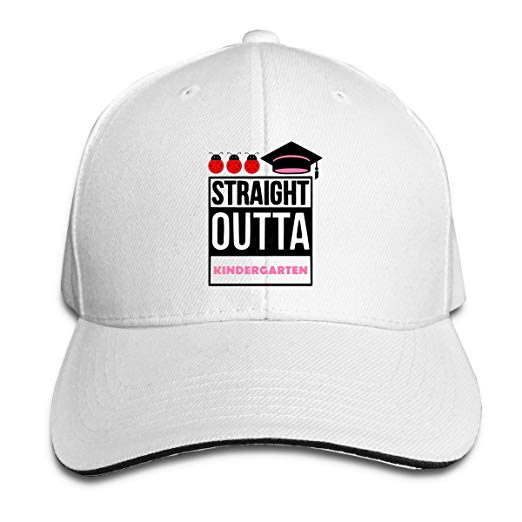 Gingno Straight Outta Kindergarten 2019 Graduation Gift Washed