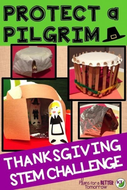 Thanksgiving Stem Challenge  Protect