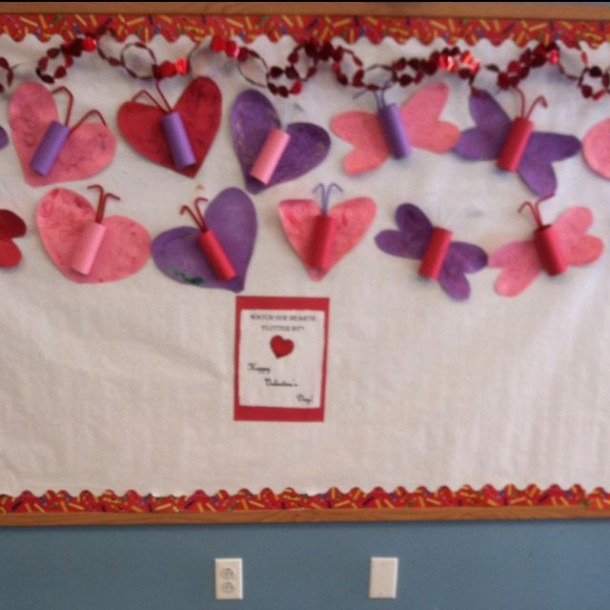 My Valentine's Day Bulletin Board   Smartfab