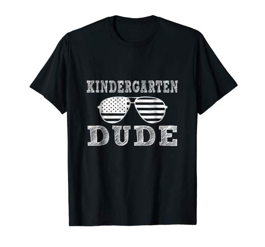 Amazon Com  Kindergarten Dude Back To School Outfit For Boy Girl T