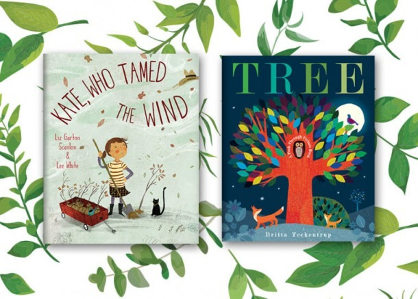 10 Books To Inspire Kids To Love Trees