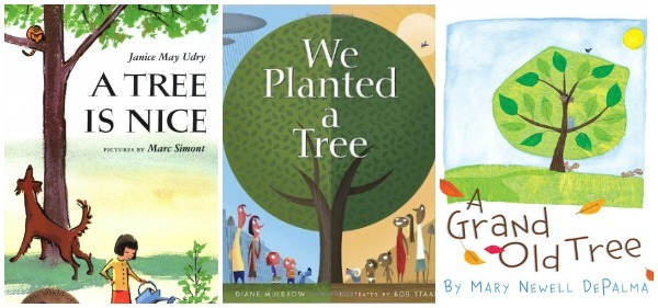 Picture Books About Trees For Preschoolers