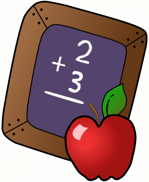 Math Addition Clipart
