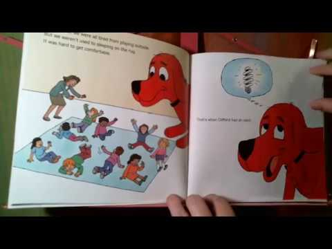 Videos Matching Clifford's First School Day (animated Book Read