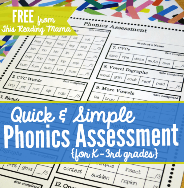 The Ultimate List Of Free Phonics Activities
