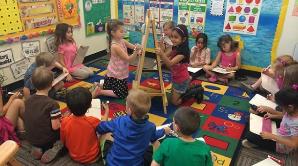 Kindergarten Self Contained Gifted And Talented