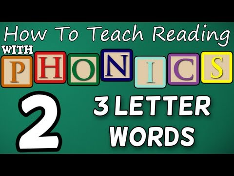 How To Teach Reading With Phonics