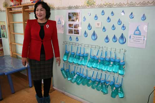 World Water Day  Access To Clean Water For Mongolia's Northernmost