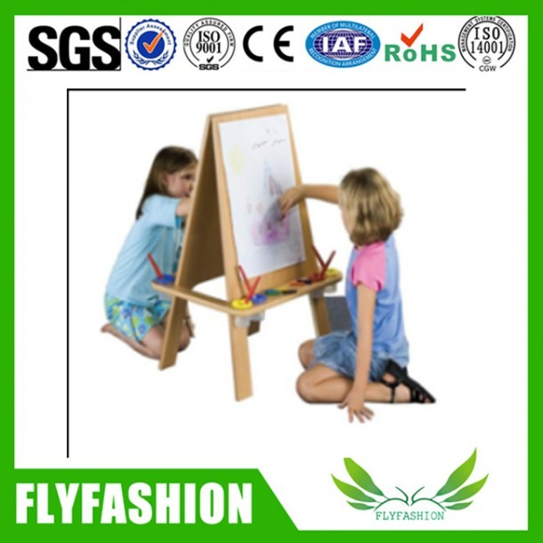 China Simple Kids Drawing Board Kindergarten Furniture For