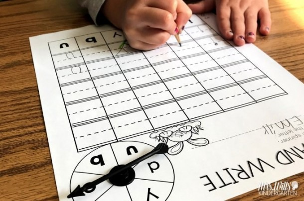 Letter Recognition Activities And Alphabet Intervention Ideas