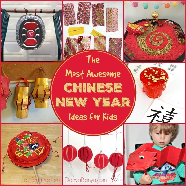 The Most Awesome Chinese New Year Activities For Kids – Danya Banya