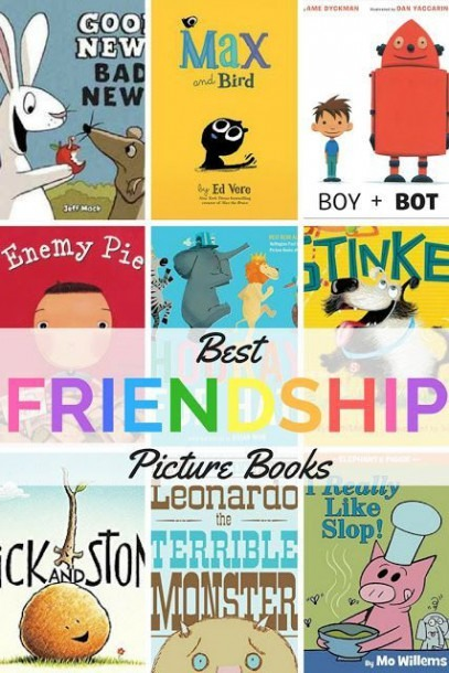 The Best Picture Books About Friendship