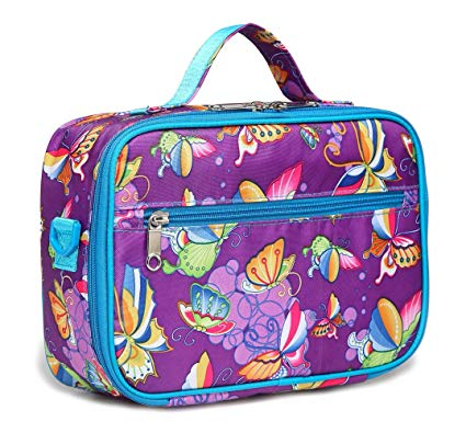Amazon Com  Girls Insulated Lunch Bag Small,kids Lunch Box For