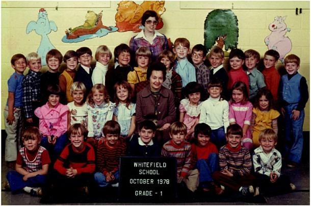 School Pictures  Another Friends Of Whitefield And Mainething Com