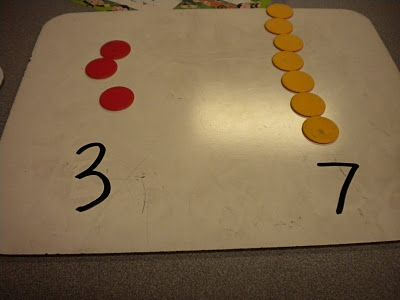 Comparing Numbers  Adding Game