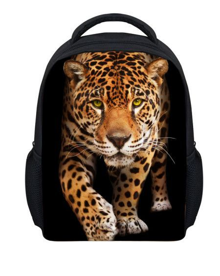 Forudesigns Kindergarten Kids Backpacks Bags Children Shoulder