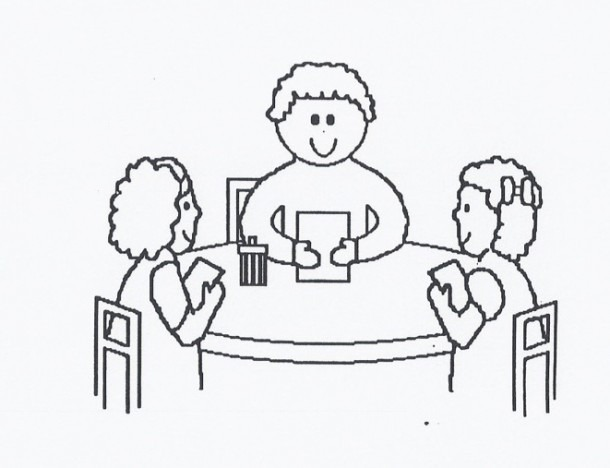 Centers Clipart Small Group, Centers Small Group Transparent Free