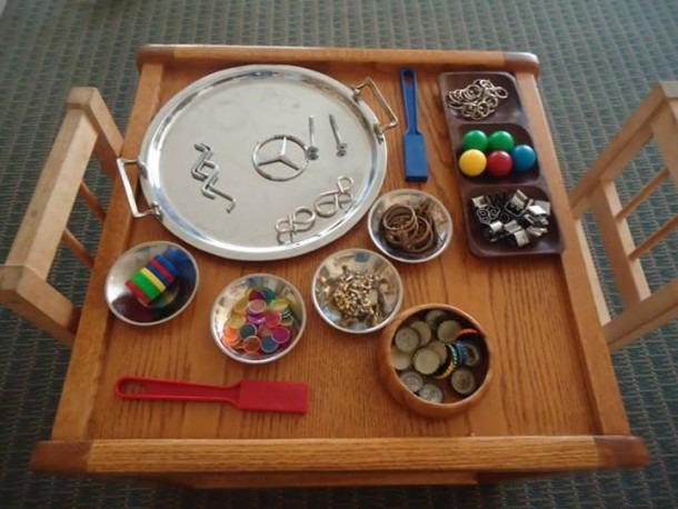 Invitation To Explore Magnets From Abc Playcenter