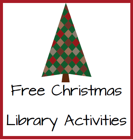 Christmas Activities For The Library