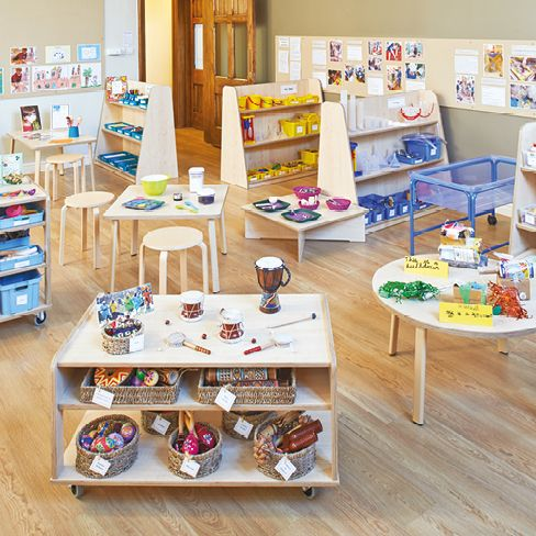 Three Ways To Transform Your Early Years Indoor Environments
