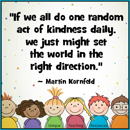 100+ Quotes About Kindness  Free Classroom Posters And Graphics