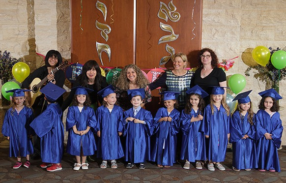 Congratulations To Florence Brownstein Preschool Class Of 2018