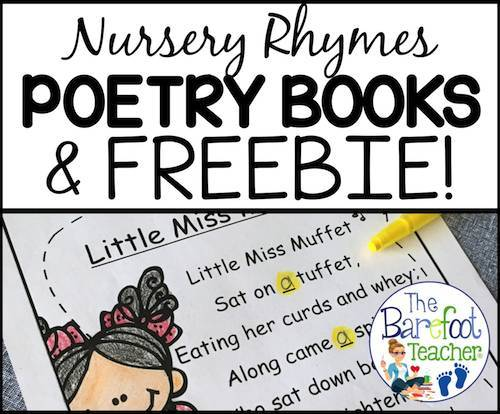 Nursery Rhymes Poetry Books For Kids Plus A Free Download