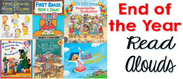 End Of The Year Read Alouds