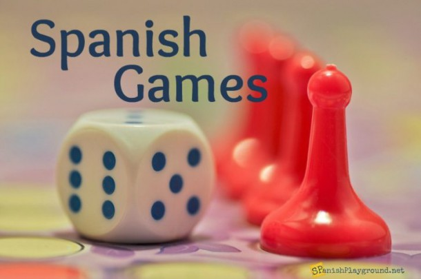 Spanish Games For Kids For Class And Home