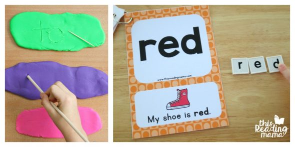 25 Sight Word Activities That You Can Set Up In Minutes!