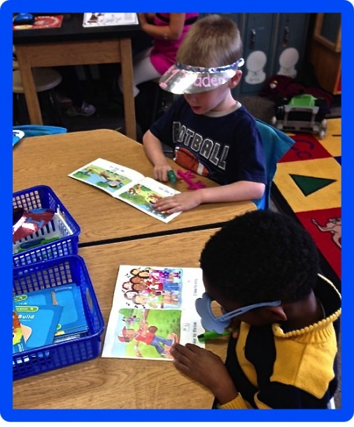 Kinderlit  Kindergarten Reading