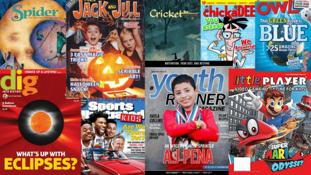 22 Of The Best Magazines For Kids To Add To Your Classroom Library