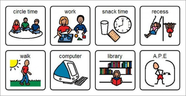 Visual Supports For Students With Asd