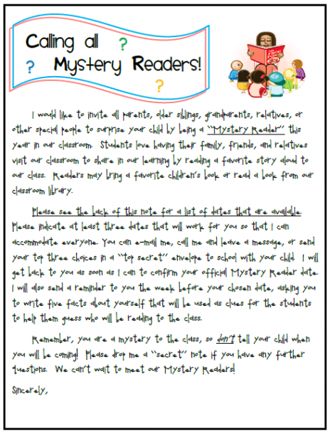 The Silver Lining  Shhhhh, It's A Secret! {mystery Readers}