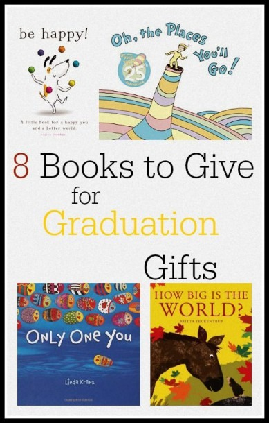 Give A Book To A New Graduate