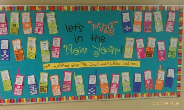 Finally Finished Our New Year's Resolution Cell Phones! They Look