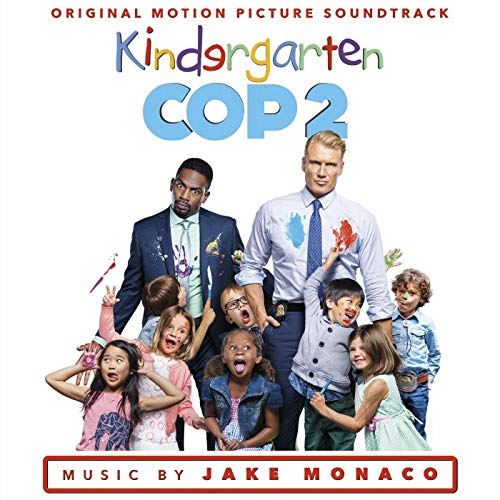 Kindergarten Cop 2 (original Motion Picture Soundtrack) By Various