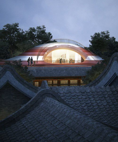 Mad Architects To Turn Traditional Beijing Courtyard Into
