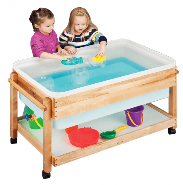 Water Table For Kids Sand And Water Table Clipart