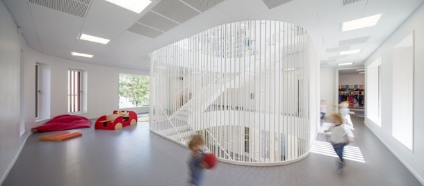 Awesome Kindergarten In Copenhagen