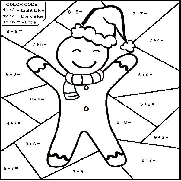 Coloring Pages For Math