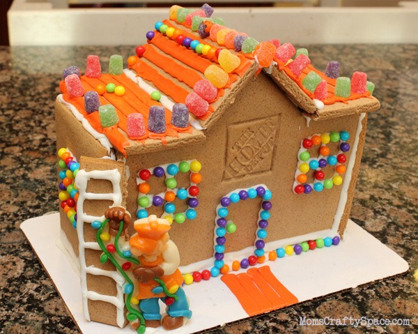 Family Holiday Activity  Gingerbread Houses